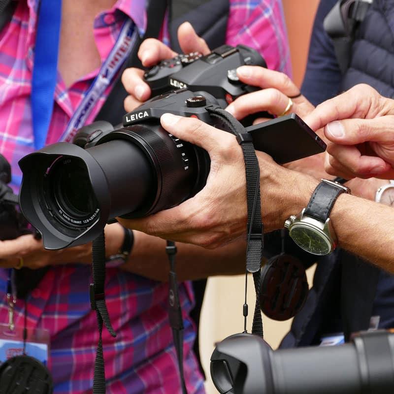 Oktatás a fotósuliban